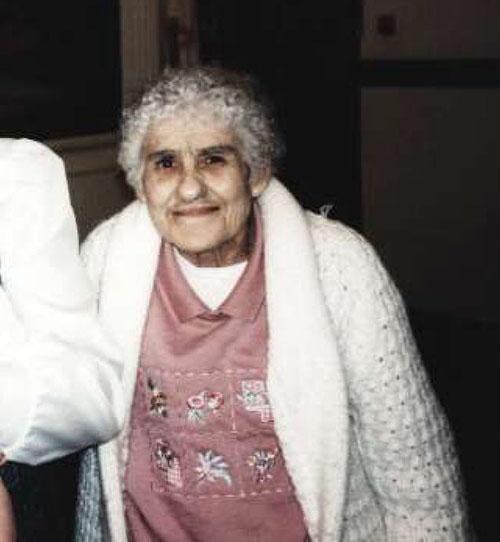 Grandma Chizek